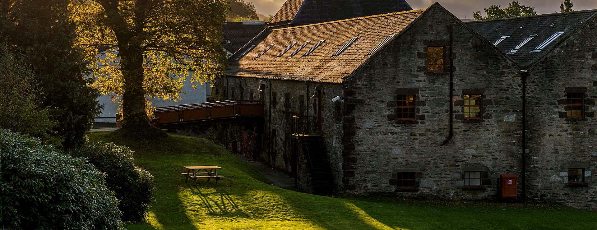 Welcome to Dewar's Aberfeldy Distillery. Highland Whisky Distillery and home of Aberfeldy single malt whisky and Dewar's blended Scotch whisky