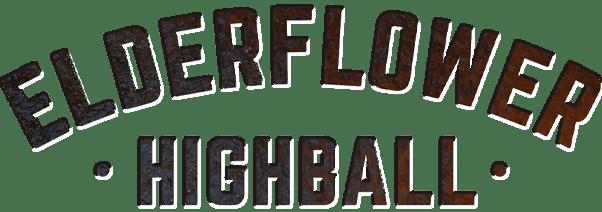 Elderflower Highball