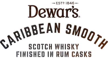 Dewar's Aged 8 Years Caribbean Smooth Scotch Whisky Finished in Rum Casks