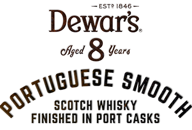 Dewar's Portuguese Smooth Aged 8 Years